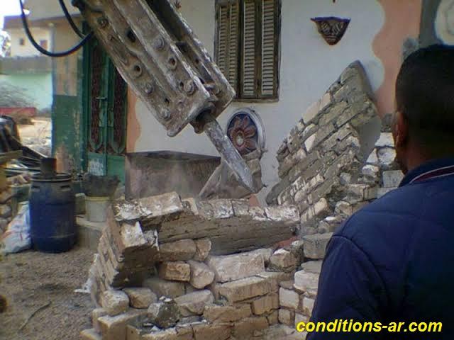 شروط تقنين وضع اليد على الاراضى في مصر .